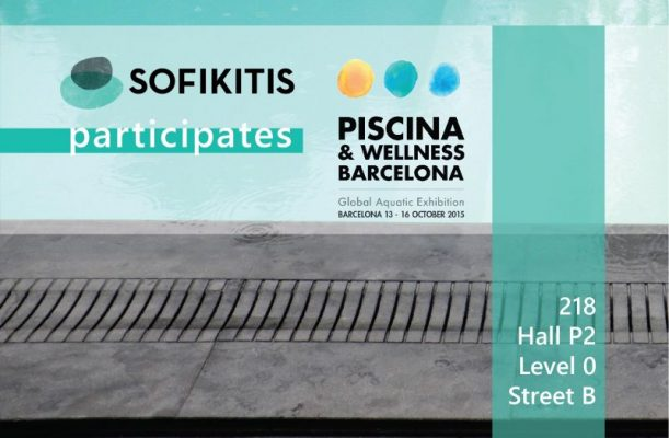 Pool stones by sofikitis pool decoration services with for Piscina wellness barcelona