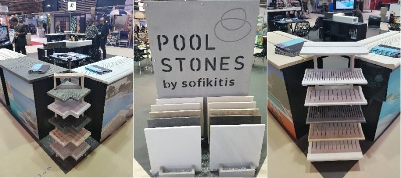 Pool Stones By Sofikitis Pool Decoration Services With