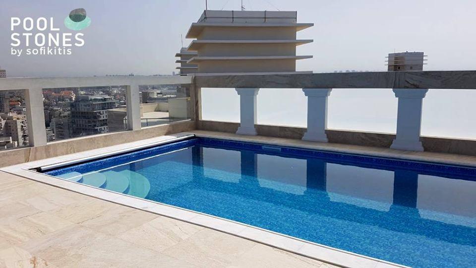 Pool Project by Kabin Israel