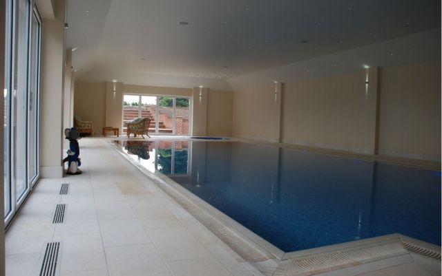 Residential indoor pool, UK (PRJ-995) - Pool Stones by Sofikitis